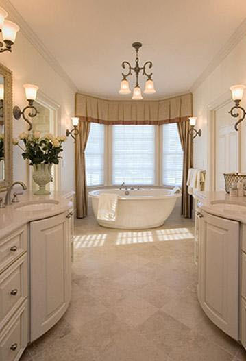 Kitchen Bath Cabinets in Frederick MD Colonial Sash Door